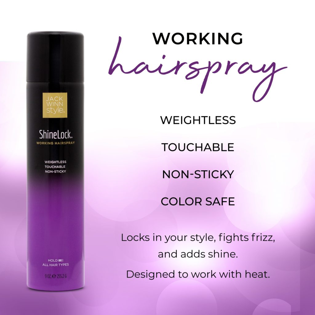 Working Hairspray