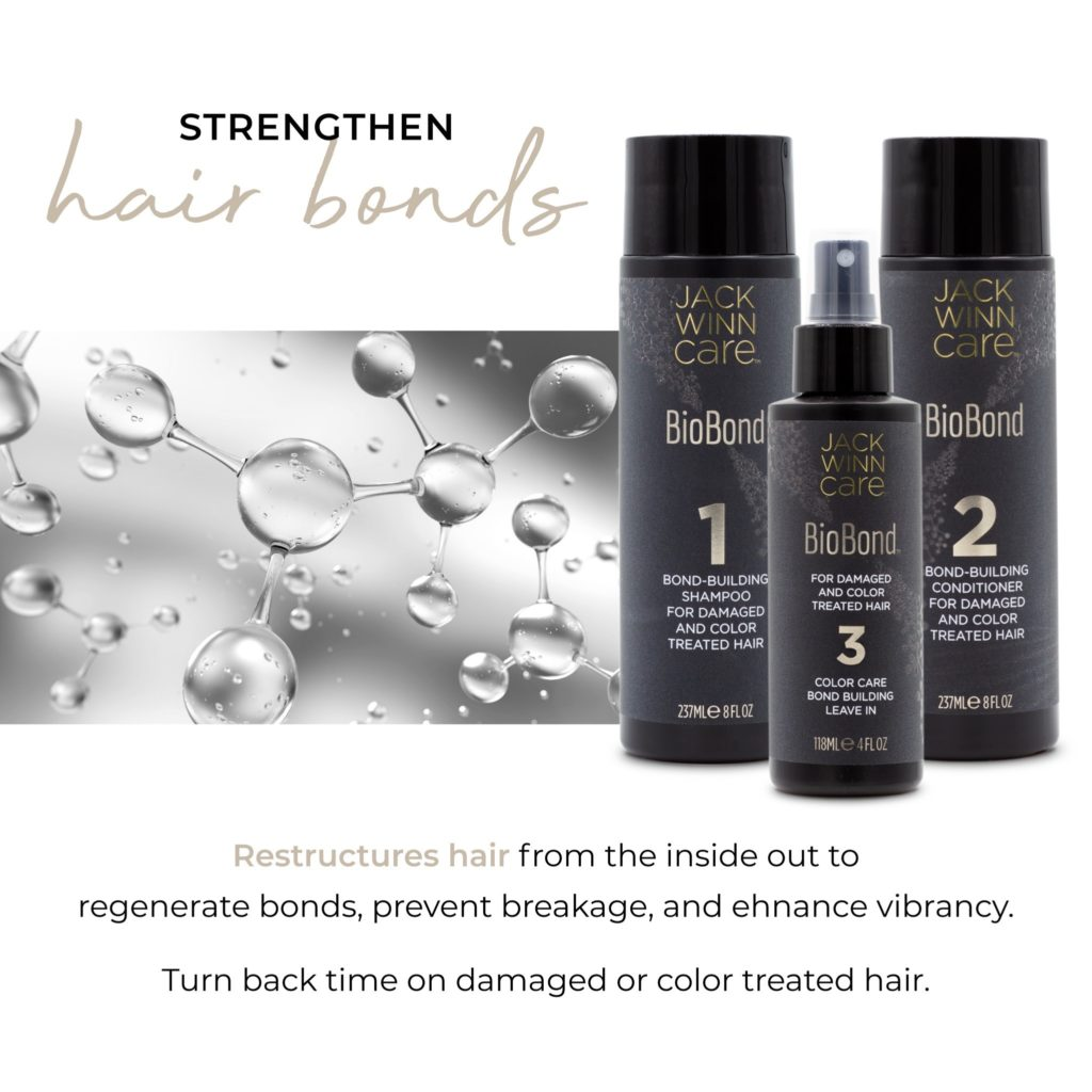 strengthen hair bonds